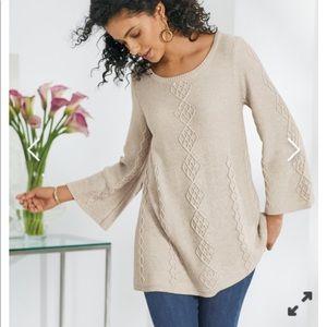 Soft Surroundings | Reza Sweater size 1X